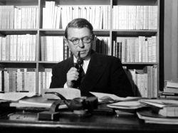 Жан-Поль Сартр – лидер атеистического экзистенциализма
