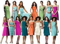 Какие существуют фасоны платьев? Модные фасоны платьев для женщин