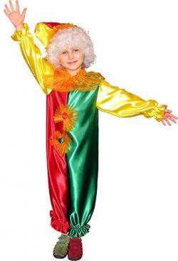 Новогодний костюм Петрушки своими руками: выкройка, фото