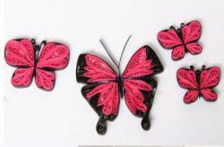 Бабочка из бумаги своими руками: фото, схемы и шаблоны. Как сделать бабочку из бумаги?