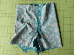 Как сшить женские шорты-трусы фото 850