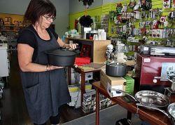 Титановые или керамические сковородки. Отзывы покупателей как лучшая характеристика