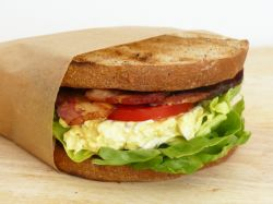 Сэндвич: рецепт приготовления с фото