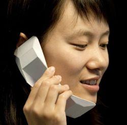 Как сделать телефон из бумаги: схема и фото поделки