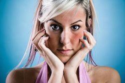 Горит лицо - примета или стрессовая ситуация для организма?