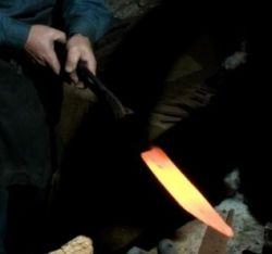 Изготовление ножей в домашних условиях, поэтапный процесс