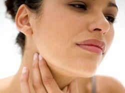 Что делать, если болит горло, температуры нет?