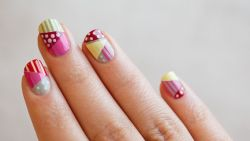 Рисунки на ногтях - изюминка стиля