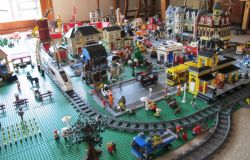 Как сделать лего город из конструктора? Различные варианты и идеи игры в Lego