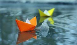 Как сделать кораблик из бумаги своими руками?