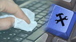 Почему не работает клавиатура на компьютере: возможные причины и их устранение