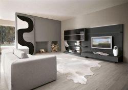 Гостиная и спальня в одной комнате: практичный вариант для практичных людей
