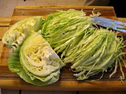 Как солить капусту? Узнайте у нас!