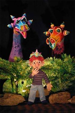 Кукольный театр своими руками - игра и развитие малышей