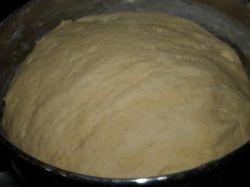 Как приготовить тесто для пирожков без дрожжей