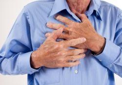 Давит сердце - это признак стенокардии