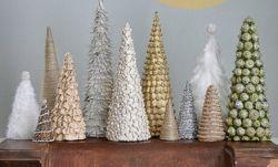 Как сделать елку своими руками: простые и интересные идеи