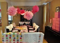 Как украсить комнату на день рождения: простые идеи