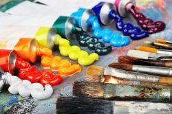 Как рисовать масляными красками? Техника рисования масляными красками
