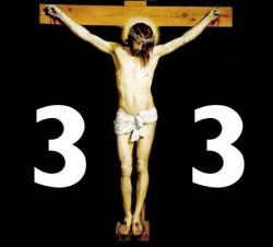 33 года - возраст Христа