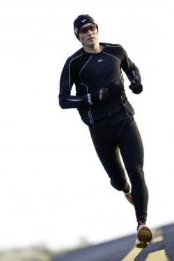 Развиваем тело: какие мышцы работают при беге