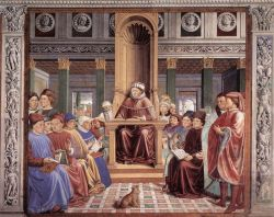 Средневековая философия как важнейший этап формирования современного мировоззрения